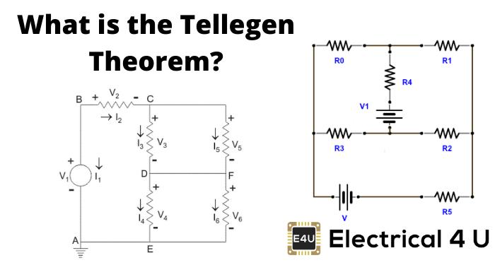 What Is The Tellegen Theorem
