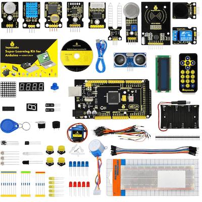 Keyestudio Arduino Starter Kit Accessories