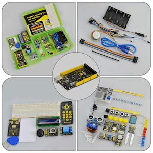 Keyestudio Starter Kit Arduino Mega 2560 R3