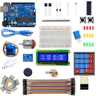 Quad Store Arduino Basic Starter Kit