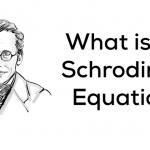 Schrödinger Wave Equation: Derivation & Explanation